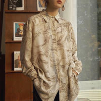 Nuance Marble Shirts  90160 送料無料