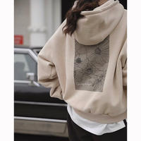 Art Flower Sweat  Parka 90286 送料無料