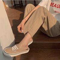 Iirregular Soft Denim Pants   90302 送料無料