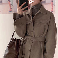 4color : Waist belt CPO jacket 138 送料無料