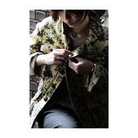 "WILDFRÄULEIN71 2020-21 f/w ""dot camouflage tunic jacket"""