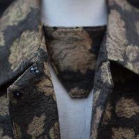 WILDFRÄULEIN71  flower Jacquard tailored jacket femme