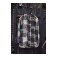 Subtile ''Emotional check shirt jacket ''