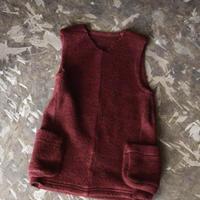 """WILDFRÄULEIN71 2021ss """"Georgia knit vest"""""""