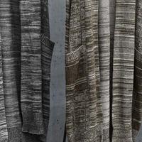 WILDFRÄULEIN71 ''silk×wool×linen gown''