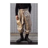 """WILDFRÄULEIN71 """"ventile trouser"""" 2色展開"""