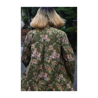 "WILDFRÄULEIN71 ""french 19th antique fabric shirt coat"""