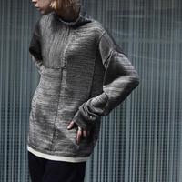 """WILDFRÄULEIN71 2021s/s """"matal knit sweater"""""""
