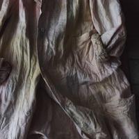 """Jobi fret roop """"silk linen spring duster coat'"""""""