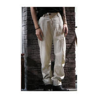 "Jean van Griniche ""denim slacks trouser"""