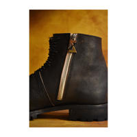 """WILDFRÄULEIN71  """"dear shrink leather ankle boots"""""""