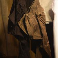 """WILDFRÄULEIN71 """"jersey threedimensional sarouel work pants"""" 2ver."""