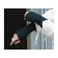 """WILDFRÄULEIN71 2021ss """"arm knit bands"""""""