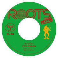 渋谷ROOTS売上支援チケット付き限定7インチレコード