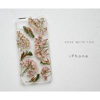 iPhone / 押し花ケース 20200304_7