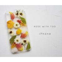 iPhone / 押し花ケース 20191218_5
