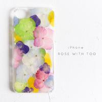 iPhone / 押し花ケース 20190612_3