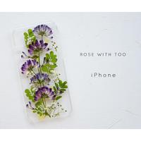 iPhone / 押し花ケース 20200506_3