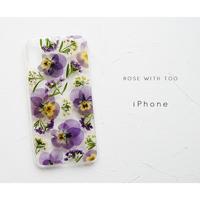 iPhone / 押し花ケース 200520_3