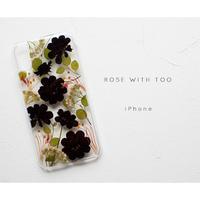 iPhone / 押し花ケース20191002_8
