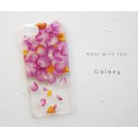 Galaxy /   押し花スマホケース 20200311_7