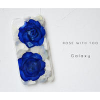 Galaxy /   押し花スマホケース 20200212_2
