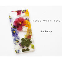 Galaxy / 押し花ケース20190807_2