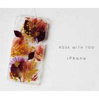 iPhone / 押し花ケース 20200122_5