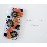 iPhone / 押し花ケース 20200108_3