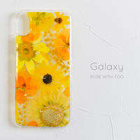 Galaxy /       押し花スマホケース 2019043_3