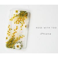 iPhone / 押し花ケース 20200122_7