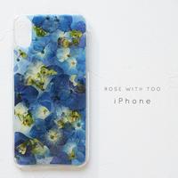 iPhone / 押し花ケース 190508_4
