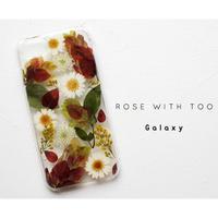 Galaxy / 押し花ケース20190814_2