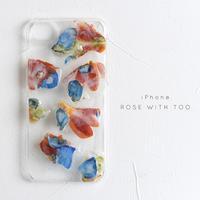 【リング不可】iPhone / 押し花ケース 20190618_5
