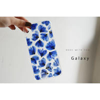 Galaxy /   押し花スマホケース  200708_4