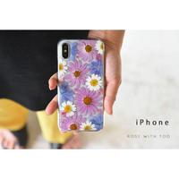 iPhone / 押し花ケース200624_3