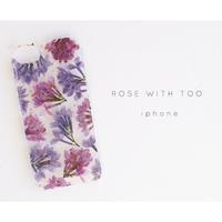 【再販】iPhone / 押し花ケース 190508_2
