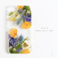 iPhone / 押し花ケース 20190605_4