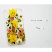 iPhone / 押し花ケース 20200506_7