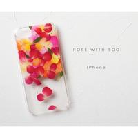 iPhone / 押し花ケース20190911_1