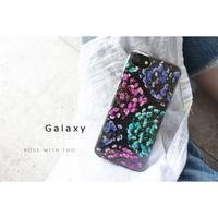 Galaxy /   押し花スマホケース  200729_8