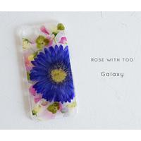 Galaxy /   押し花スマホケース 20200304_2