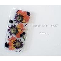 Galaxy /   押し花スマホケース 20200108_4