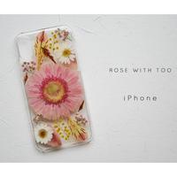 再販【リング不可】iPhone / 押し花ケース 20200129_7