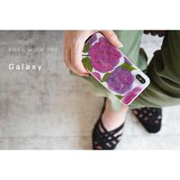 Galaxy /   押し花スマホケース  200624_6