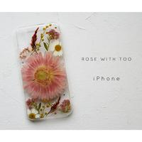 【リング不可】iPhone / 押し花ケース 20200129_7