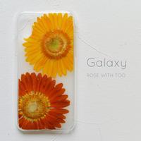Galaxy / 押し花ケース 190424_5