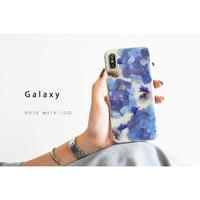 Galaxy /   押し花スマホケース  200701_4