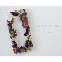 iPhone / 押し花ケース 20200108_1