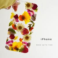 iPhone / 押し花ケース 210224_2